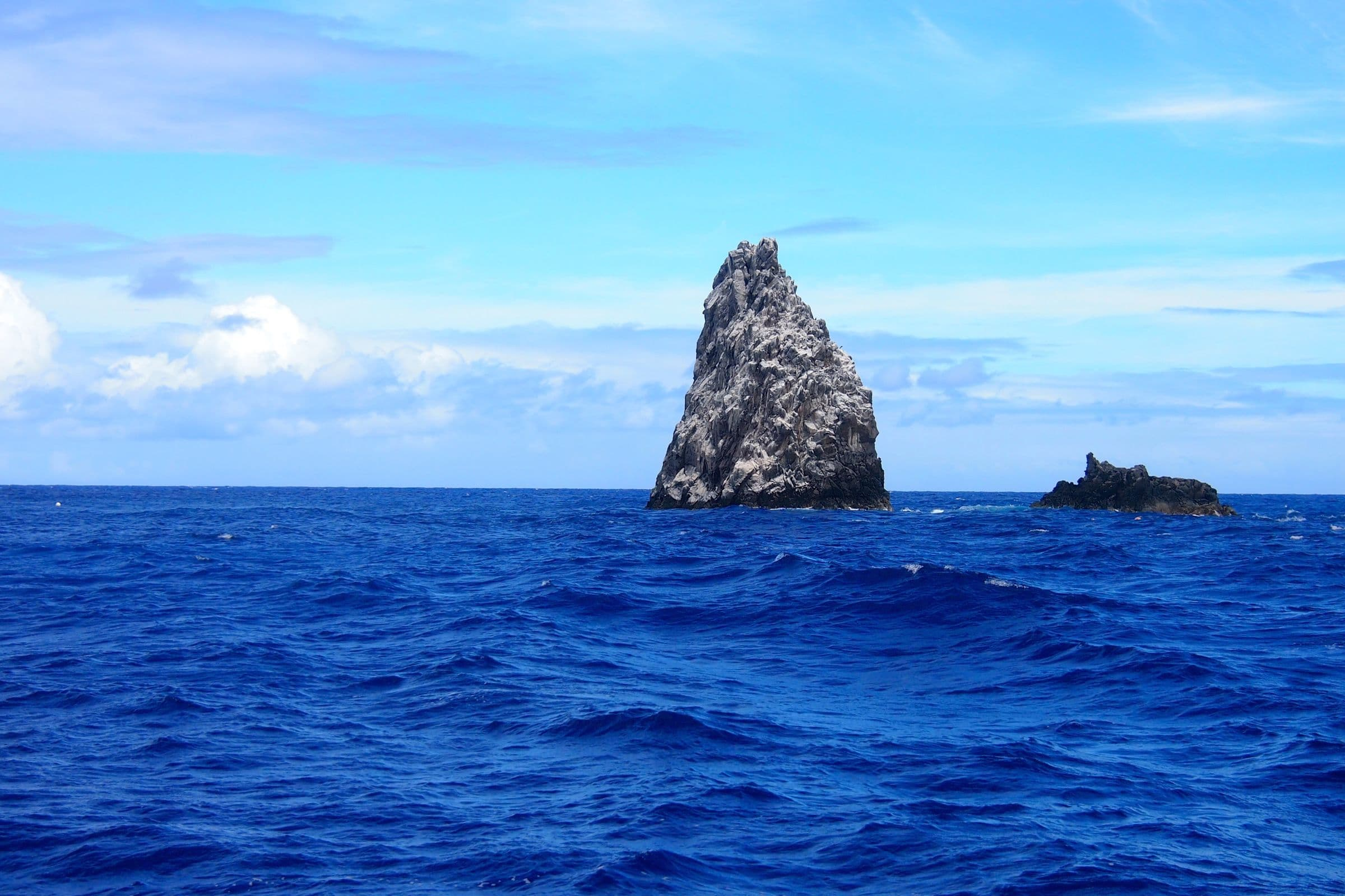Uncommon Attraction: The Caribbean's 'Other' Diamond Rock in Saba