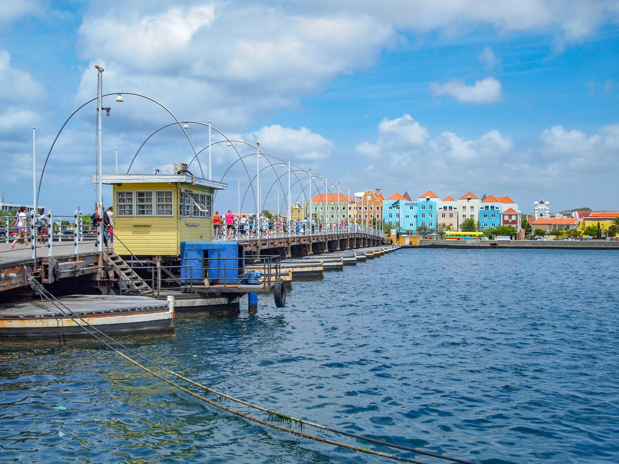 Pietermaai Party/Art Scene in Willemstad, Curacao